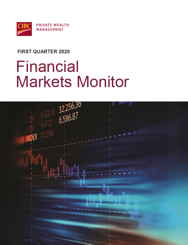 Financial Markets Monitor Q1 2020